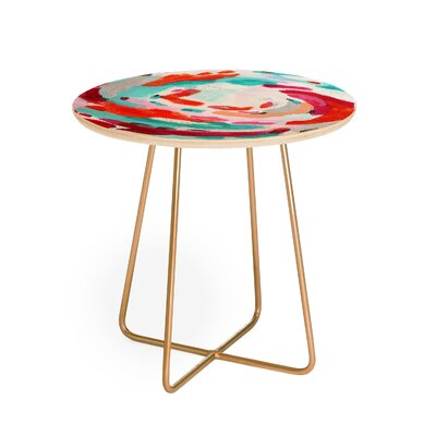 Laura Fedorowicz Tropics Please End Table
