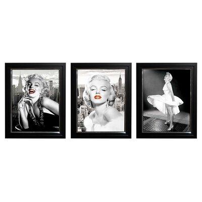 'Marilyn Monroe' Framed Graphic Art Print 1D5918E4D1E544C297C822B6B5E02A57