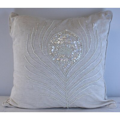 Henson Feather Throw Pillow