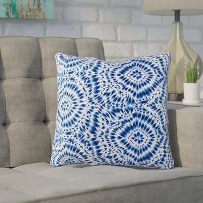 Mulvey Bue Tie Dye Throw Pillow
