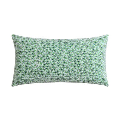 Tropicalia Eyelet Throw Pillow