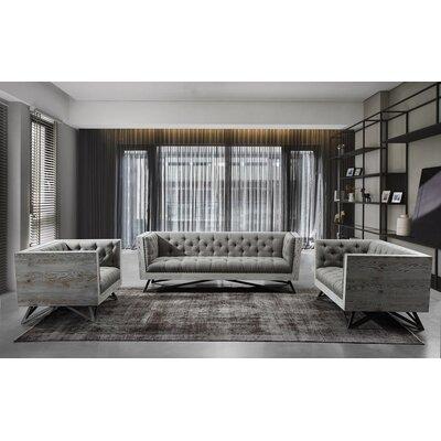 Klahn Contemporary Configurable Living Room Set