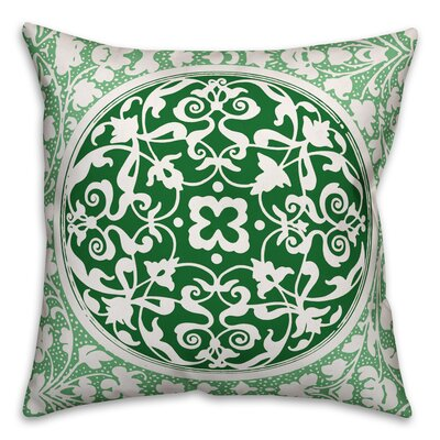 Velazquez Boho Medallion Throw Pillow