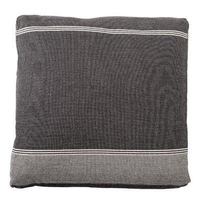 Cozad Cotton Woven Floor Pillow
