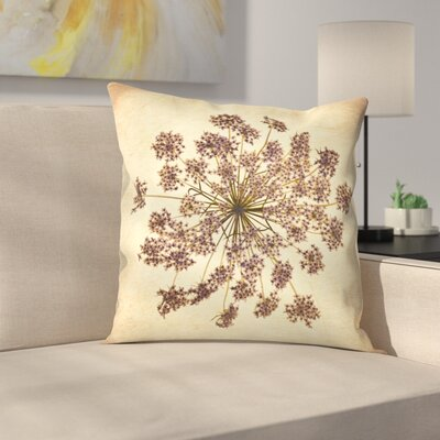 Maja Hrnjak Botany3 Throw Pillow Size: 14 x 14