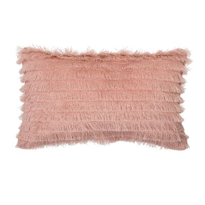 Kintzel Cotton Lumbar Pillow