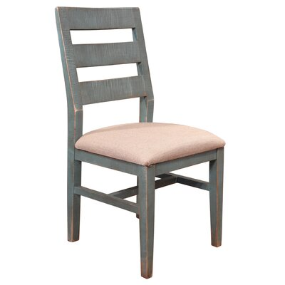 Giovanny Solid Wood Dining Chair