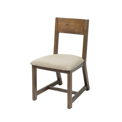 Manges Solid Wood Dining Chair