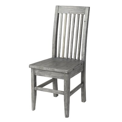 Provenzano Solid Wood Dining Chair