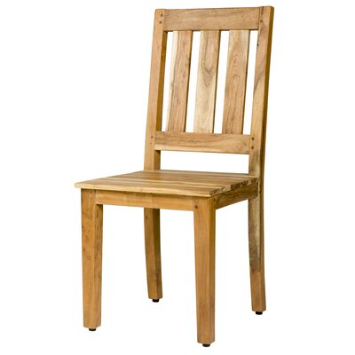Ching Linear Solid Wood Dining Chair