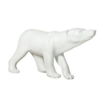 Herkimer Polar Bear Figurine 2A0A7D72DD7F4954959A13DD16FE2CB6