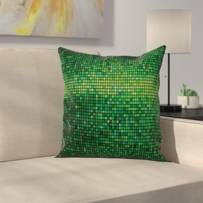 Digital Pillow Cover Size: 16 x 16