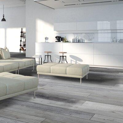 Rustica 6.5 x 48 x 12mm Oak Laminate Flooring in Athens