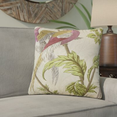 Ashlyn Graphic Cotton Throw Pillow