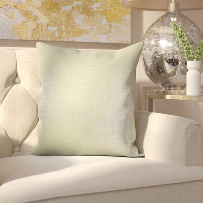 Camille Throw Pillow Color: Gold