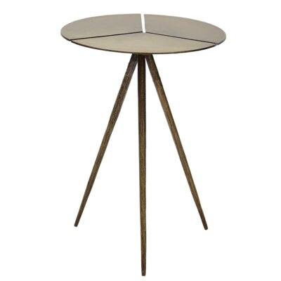 Donham Iron End Table