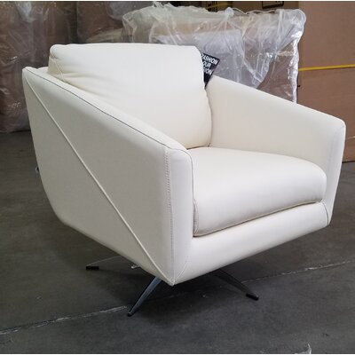 Hieu Swivel Club Chair