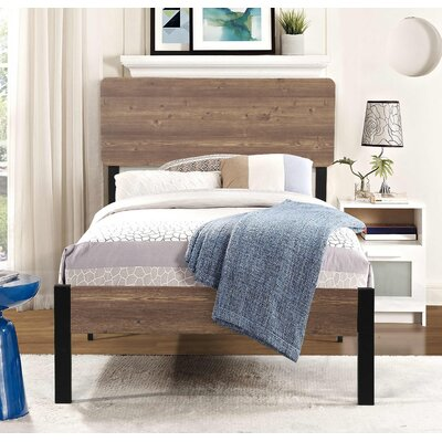 Partee Platform Bed Size: Twin