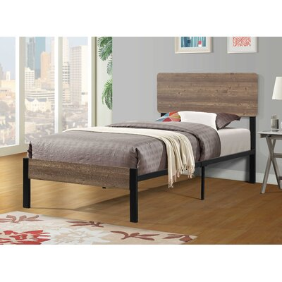 Partee Platform Bed Size: Full