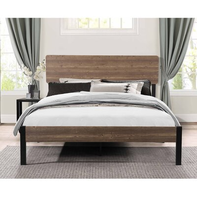 Partee Platform Bed Size: Queen