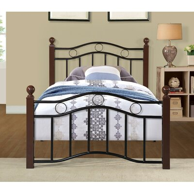 Verret Platform Bed Size: Twin