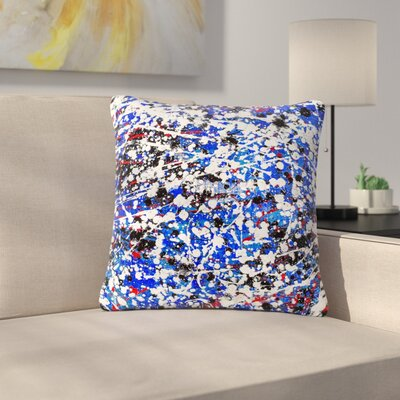 Bruce Stanfield Heiveilea Modern Outdoor Throw Pillow Size: 16 H x 16 W x 5 D