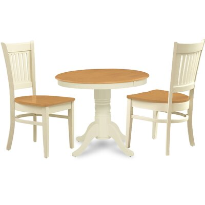Dahlgren 3 Piece Dining Set