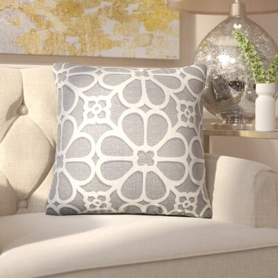 Brecken Geometric Throw Pillow