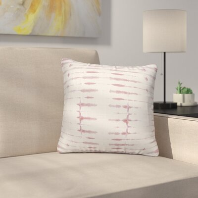 Artemisia Coral Accent Throw Pillow Size: 18 x 18