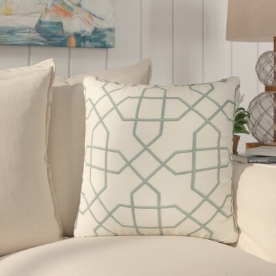 Cronin Throw Pillow Color: Mint