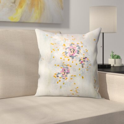 Christine Olmstead Garden Throw Pillow Size: 16 x 16