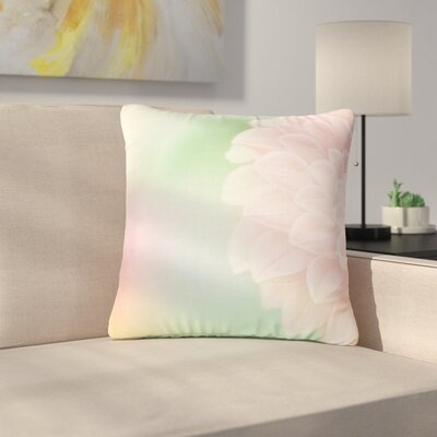Robin Dickinson Sweet Floral Outdoor Throw Pillow Size: 18 H x 18 W x 5 D