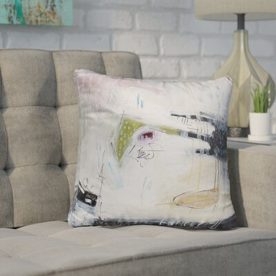 Hera Indoor/Outdoor Throw Pillow Size: 26 H x 26 W x 8 D