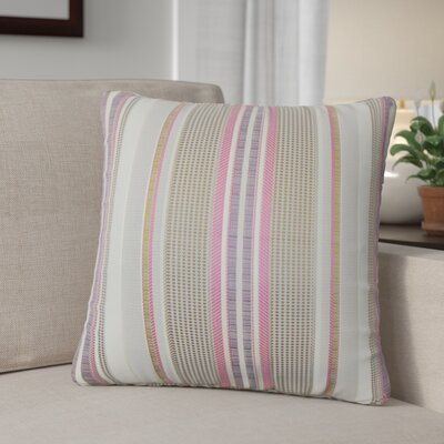 Stanly Stripes Throw Pillow