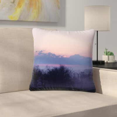 Angie Turner Sunrise Outdoor Throw Pillow Size: 18 H x 18 W x 5 D