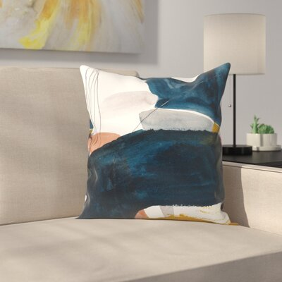 Olimpia Piccoli Verge Throw Pillow Size: 18 x 18