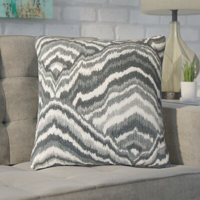 Winkfield Graphic Cotton Throw Pillow