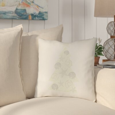 Claremont Indoor/Outdoor Throw Pillow Size: 18 H x 18 W x 4 D, Color: Green