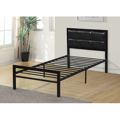 Jaheim Platform Bed Size: Twin