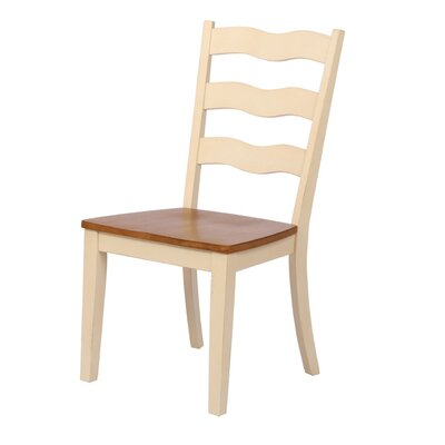 Cordelia Dining Chair Color: Caramel Biscotti