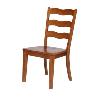 Cordelia Dining Chair Color: Cinnamon