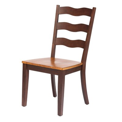 Cordelia Dining Chair Color: Whiskey Mocha