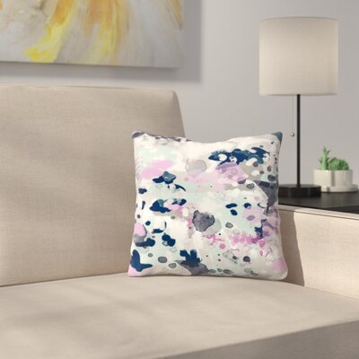 Charlotte Winter Elsie Throw Pillow Size: 20 x 20