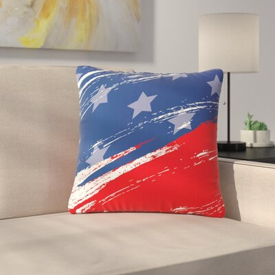 NL designs Outdoor Throw Pillow Size: 18 H x 18 W x 5 D