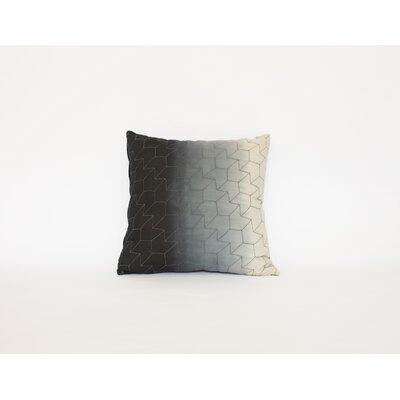 Agatha Dip Dye Quilted Cotton Throw Pillow
