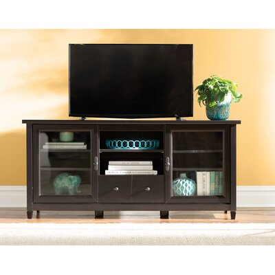Lamantia 59 TV Stand Color: Black
