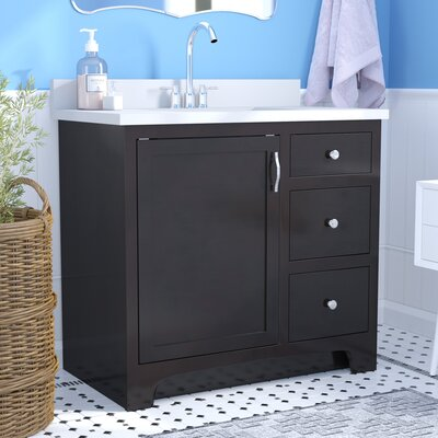 Prue 1-Door 37 Single Bathroom Vanity