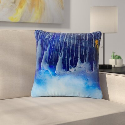 Josh Serafin You and Me Outdoor Throw Pillow Size: 18 H x 18 W x 5 D