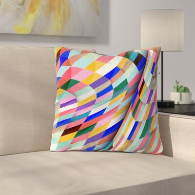 Different by Danny Ivan Throw Pillow Size: 26 H x 26 W x 5 D
