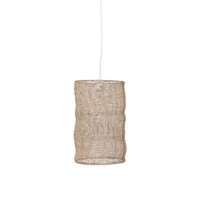 Jessenia Jute 1-Light Mini Pendant